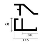 easyglaze secondary glazing dimensions