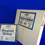 magnetglaze kits and dispenser packs