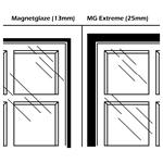 Easyfix Magnetglaze Extreme - high grip detachable insulation