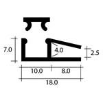 superglaze secondary glazing dimensions