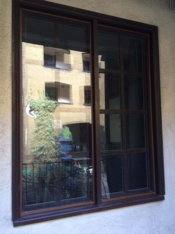 Magnetglaze Pro used externally fitted perfectly within window recesses. Thank you Julien Verbois