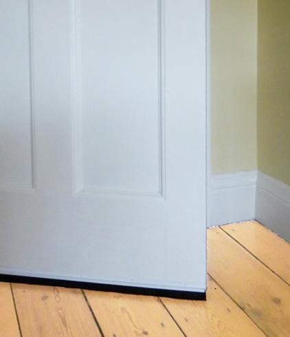 easyfix door bottom draught excluder