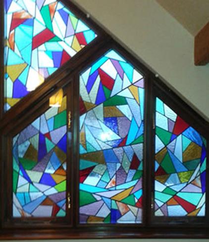feature window needing secondary glazing