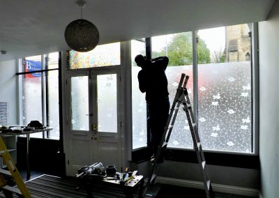 Superglaze in a Commercial Setting